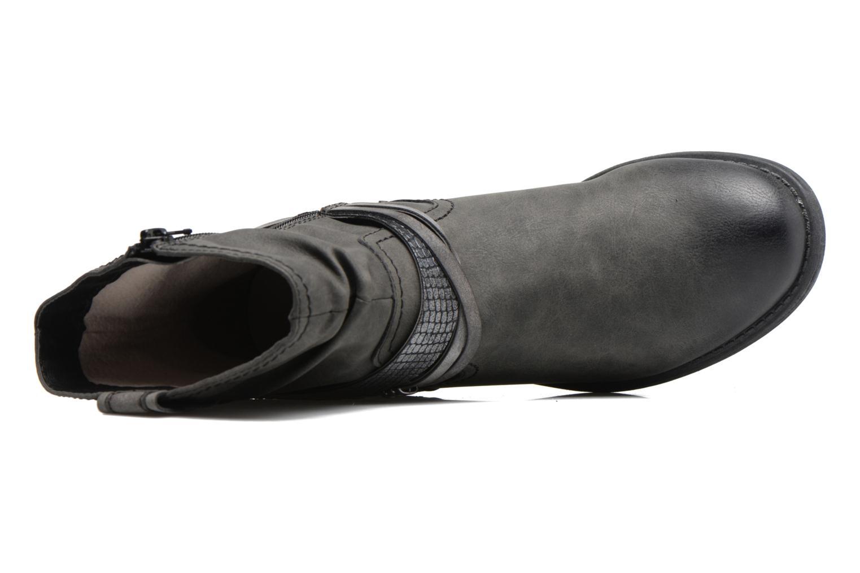 Bottines et boots Jana shoes Viorne 2 Gris vue gauche