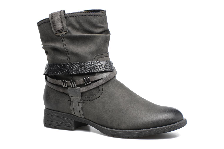 Bottines et boots Jana shoes Viorne 2 Gris vue détail/paire
