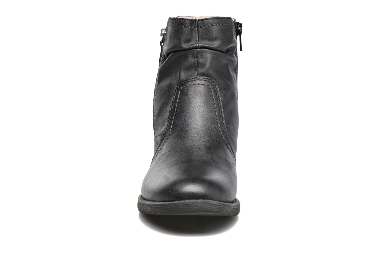 Stivaletti e tronchetti Jana shoes Tessa Nero modello indossato