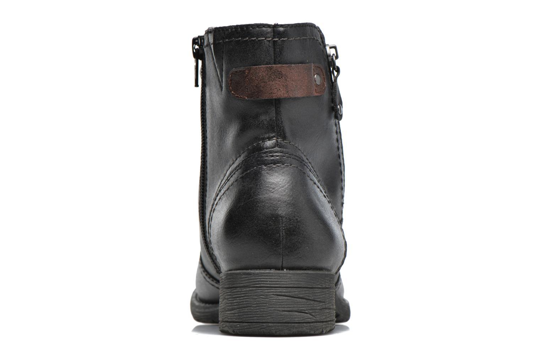 Grandes descuentos últimos zapatos Jana shoes Tessa (Negro) - Botines  Descuento