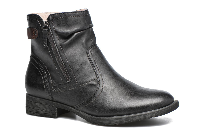 Jana shoes Tessa Negro 9DeEBd