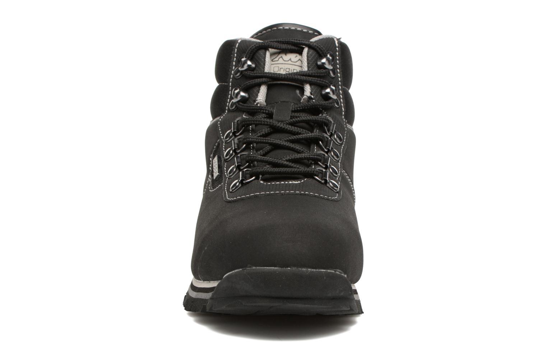 Bottines et boots Kappa Vitelo Noir vue portées chaussures