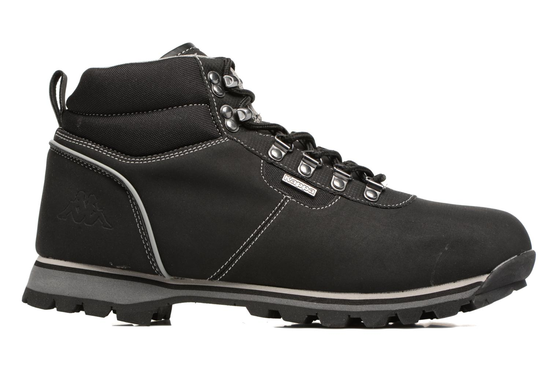 Bottines et boots Kappa Vitelo Noir vue derrière