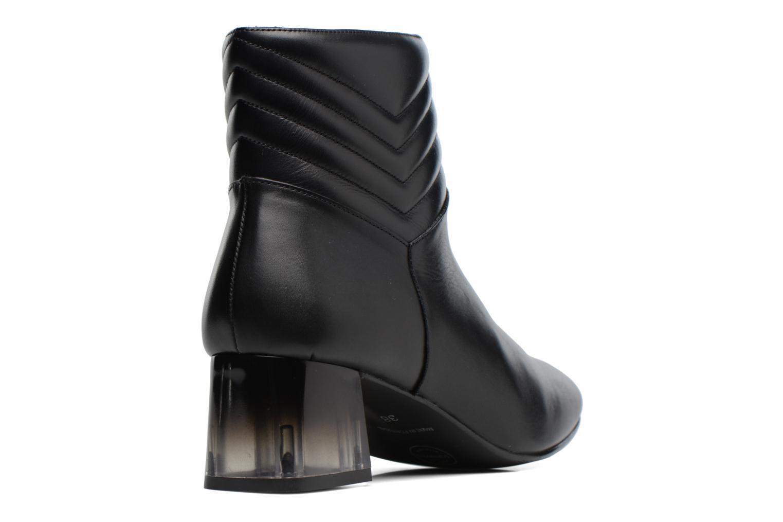Bottines et boots Made by SARENZA Winter Ski #4 Noir vue face