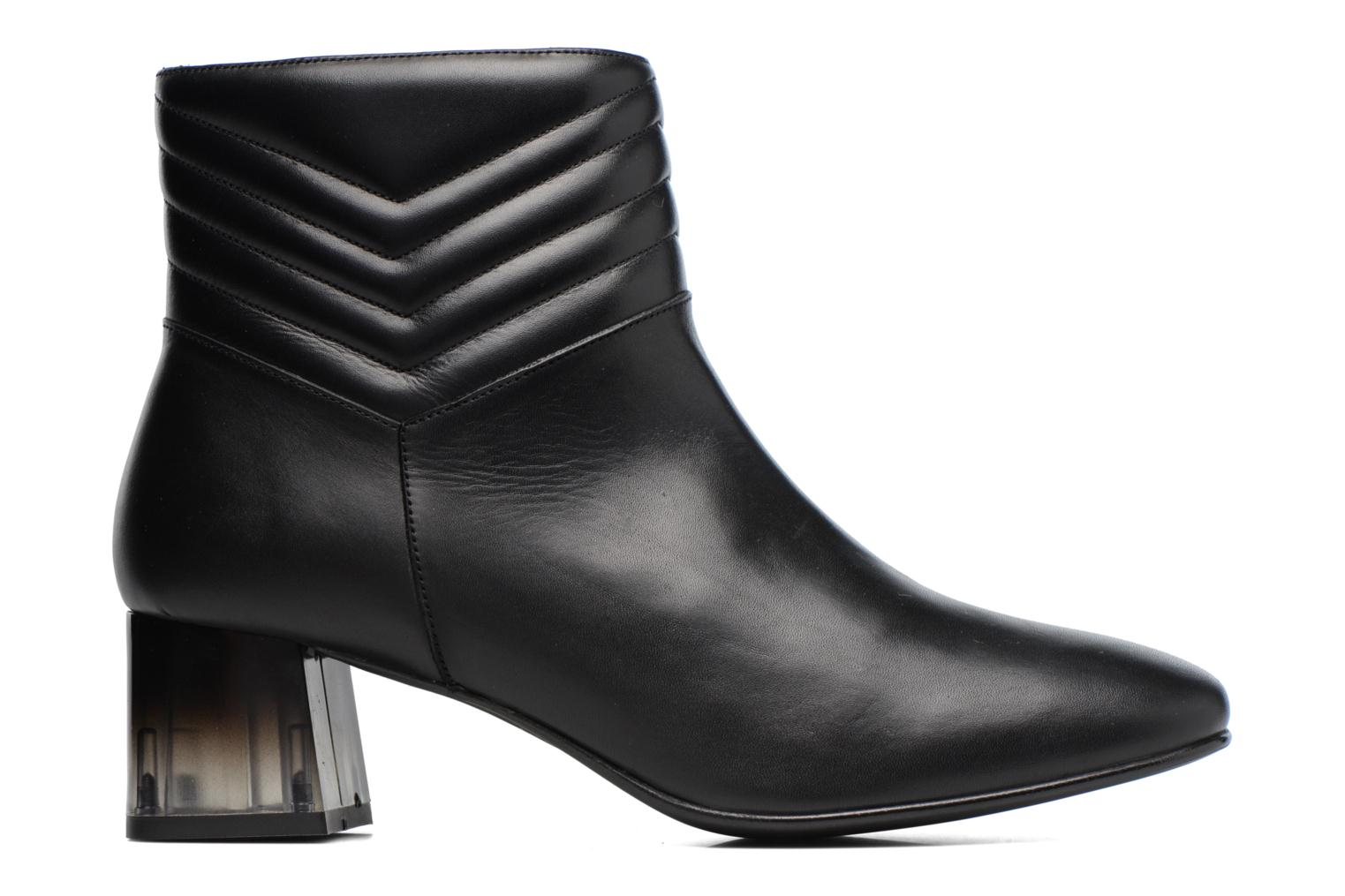 Ankle boots Made by SARENZA Winter Ski #4 Black detailed view/ Pair view