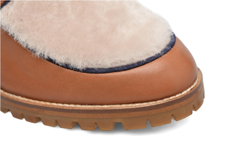 Bottines et boots Made by SARENZA Winter Ski #6 Marron vue gauche