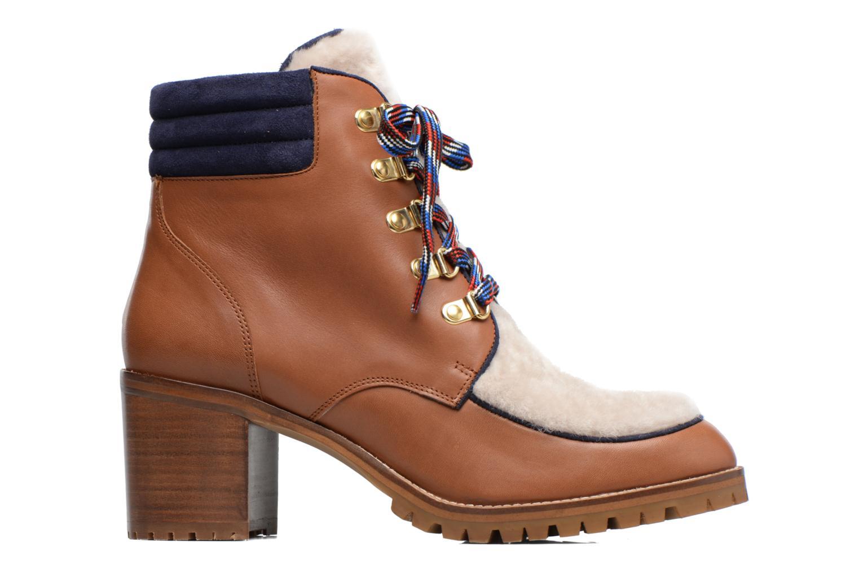 Bottines et boots Made by SARENZA Winter Ski #6 Marron vue détail/paire