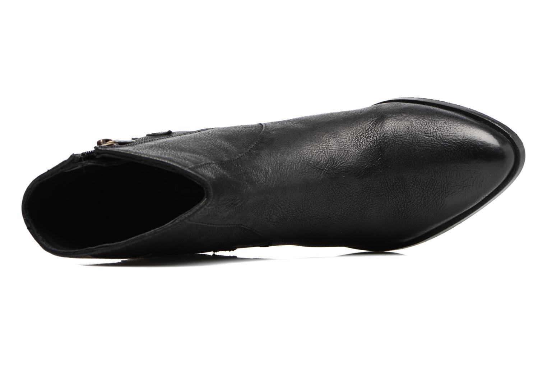 Bottines et boots Pepe jeans DOLLY BURN Noir vue gauche