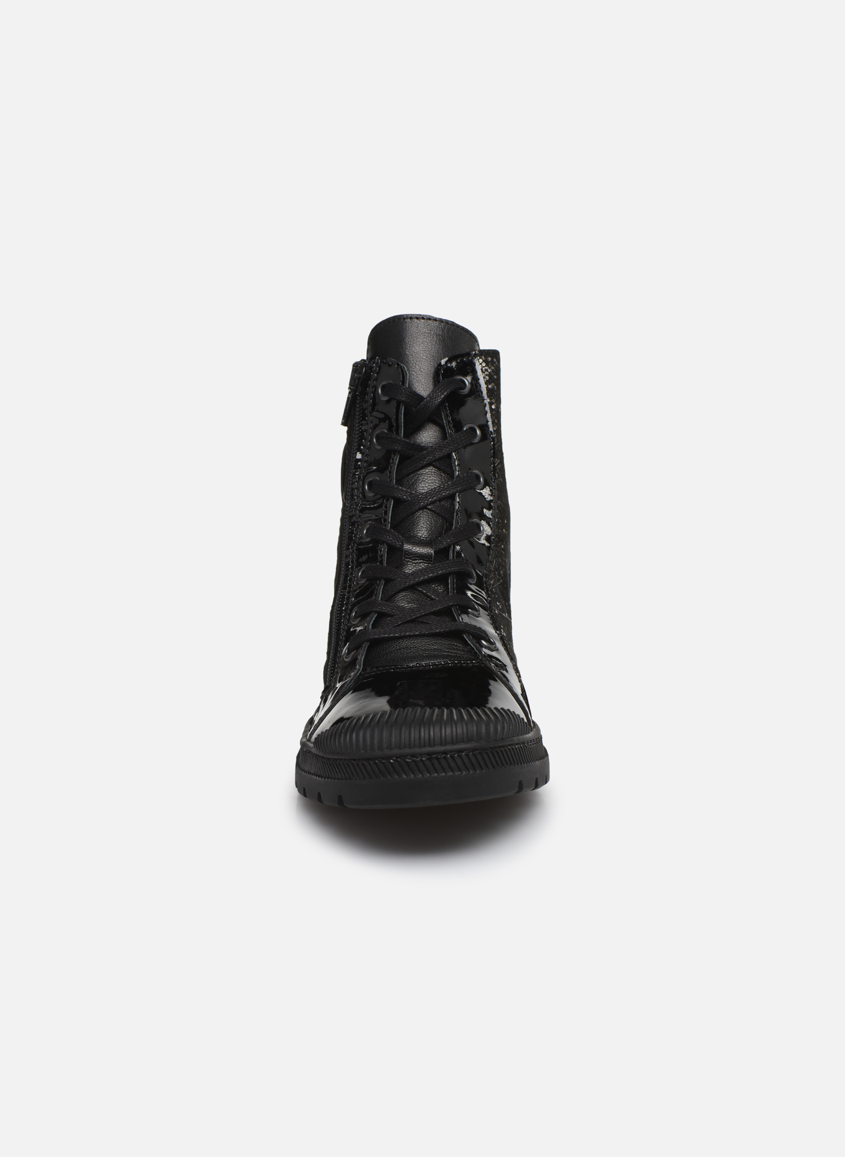Ankle boots Pataugas Albin Black model view