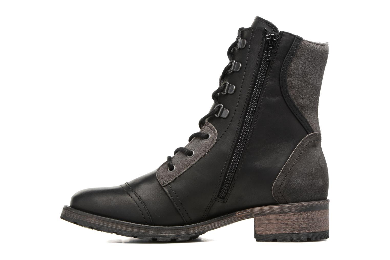 Bottines et boots Pataugas Duke Noir vue face