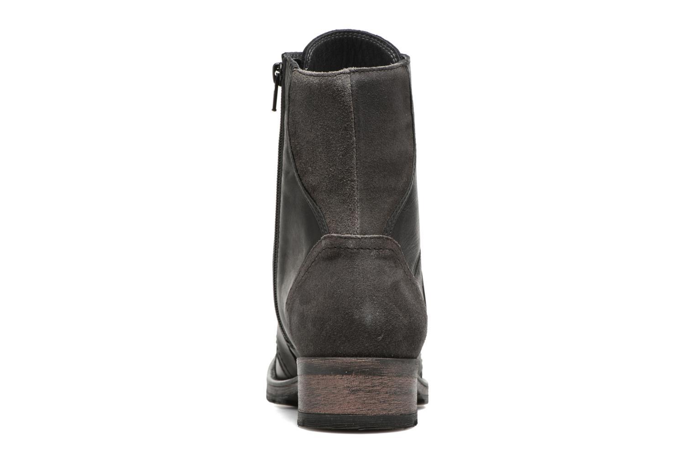 Bottines et boots Pataugas Duke Noir vue droite