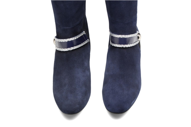 Bottes Made by SARENZA Boots Camp #5 Bleu vue portées chaussures