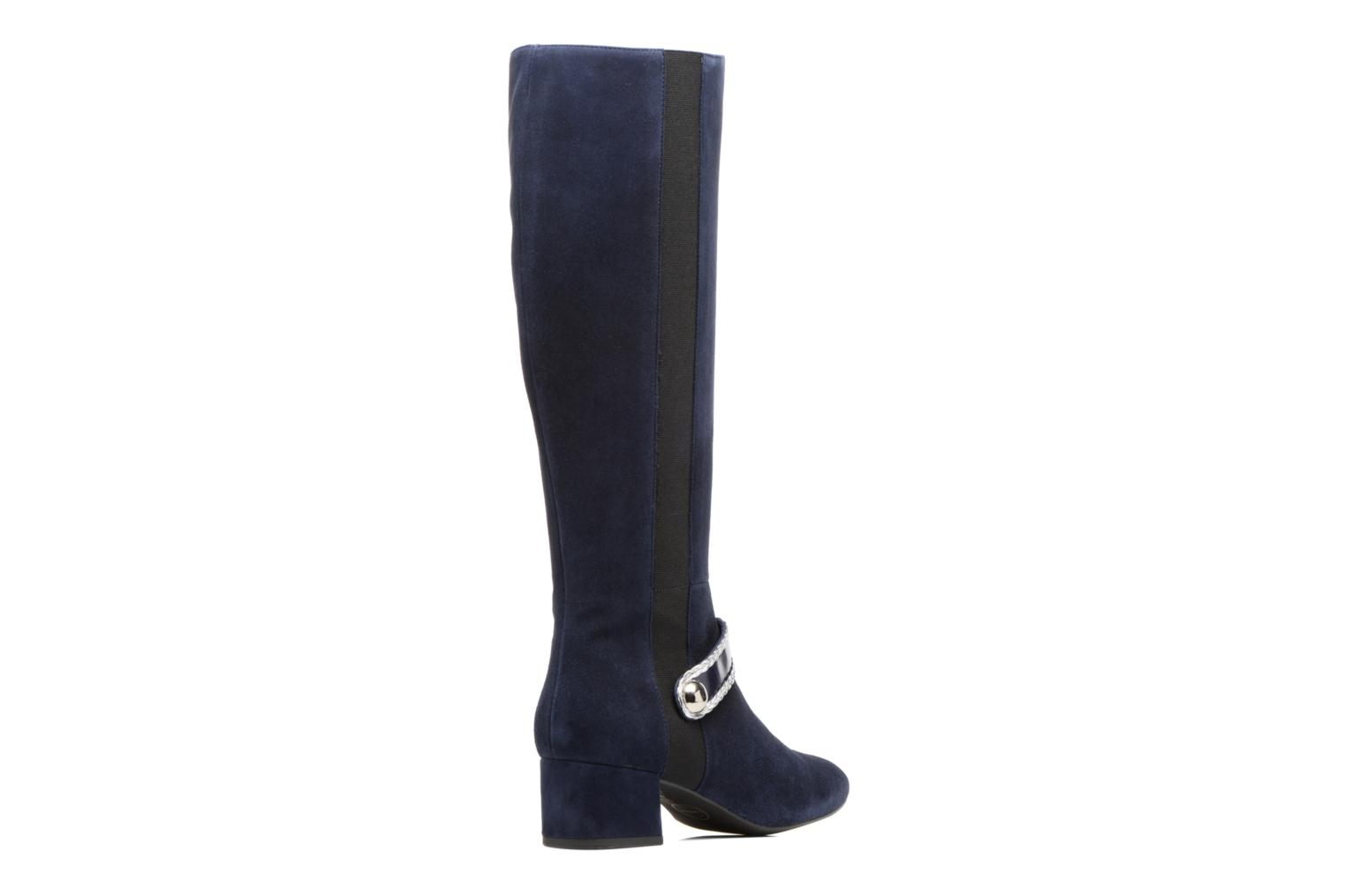 Boots & wellies Made by SARENZA Boots Camp #5 Blue front view