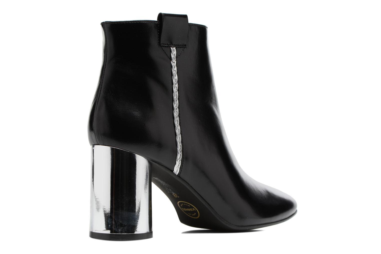 Bottines et boots Made by SARENZA Boots Camp #16 Noir vue face