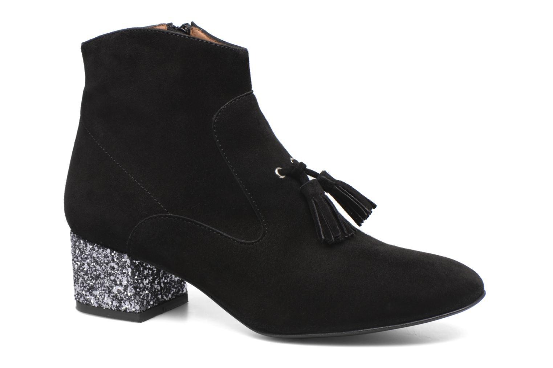Bottines et boots Made by SARENZA Winter Freak #6 Noir vue droite