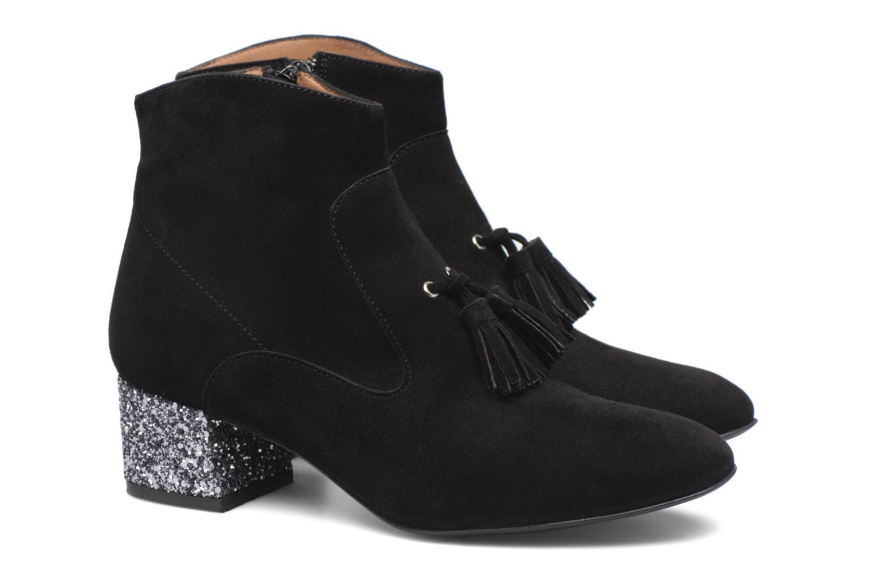 Bottines et boots Made by SARENZA Winter Freak #6 Noir vue derrière