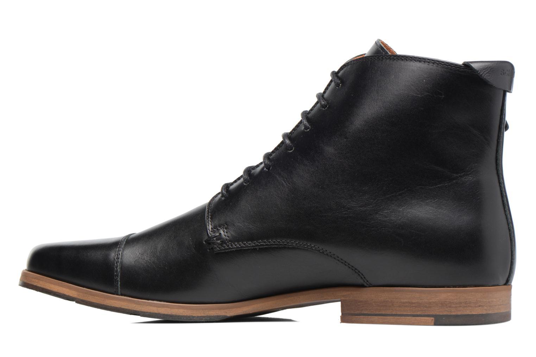 Bottines et boots Schmoove Blind British Brogue Fargo Noir vue face