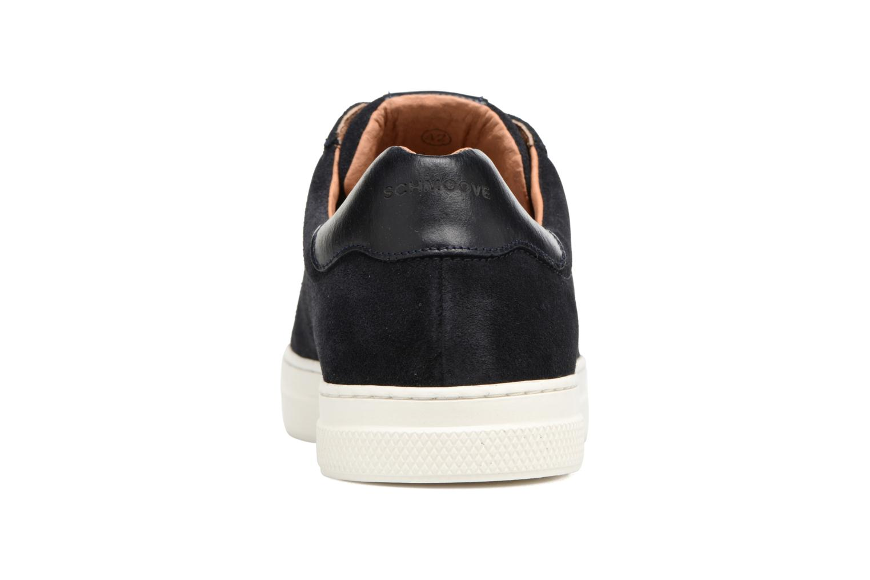 Sneakers Schmoove Spark Clay Suede Nero immagine destra
