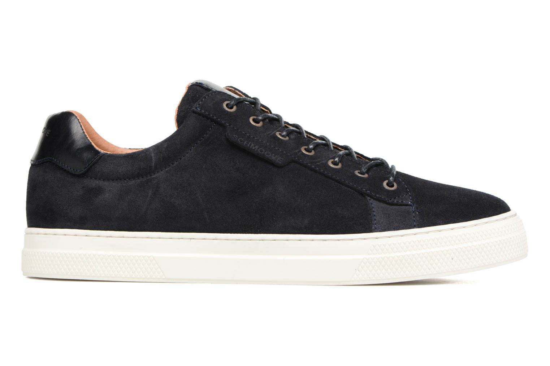 Sneakers Schmoove Spark Clay Suede Nero immagine posteriore