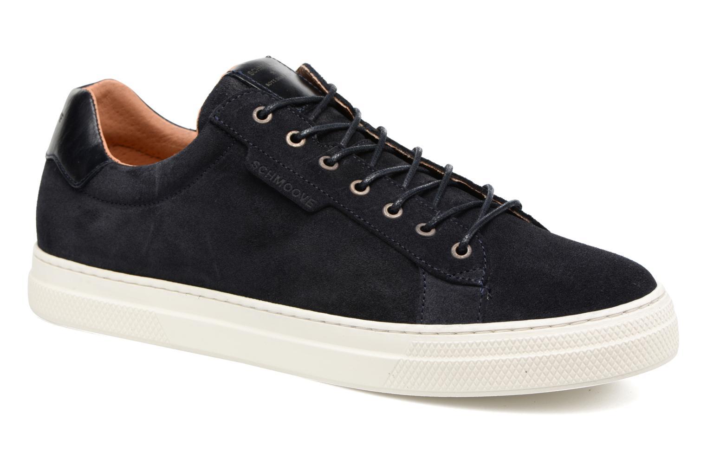 Sneakers Schmoove Spark Clay Suede Nero vedi dettaglio/paio