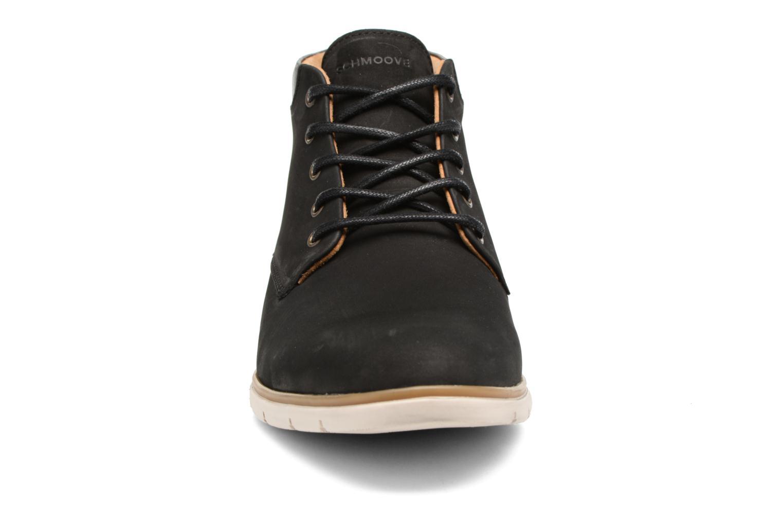 Bottines et boots Schmoove Shaft Mid Noir vue portées chaussures