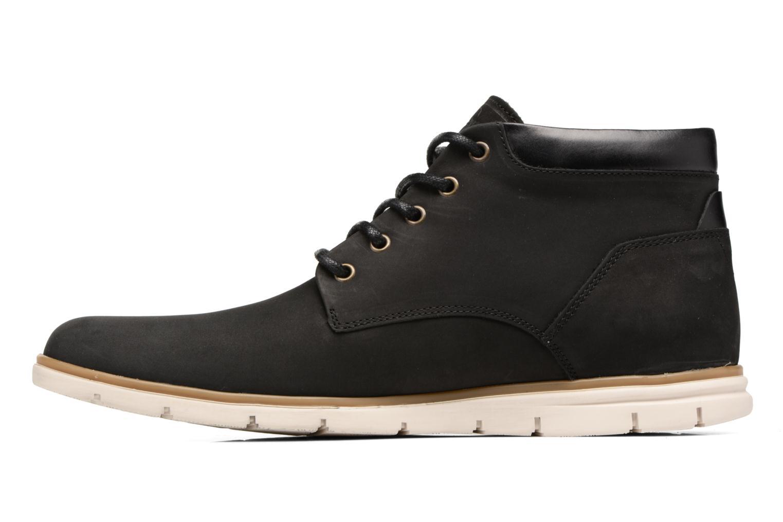 Bottines et boots Schmoove Shaft Mid Noir vue face
