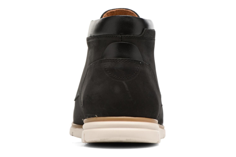 Bottines et boots Schmoove Shaft Mid Noir vue droite