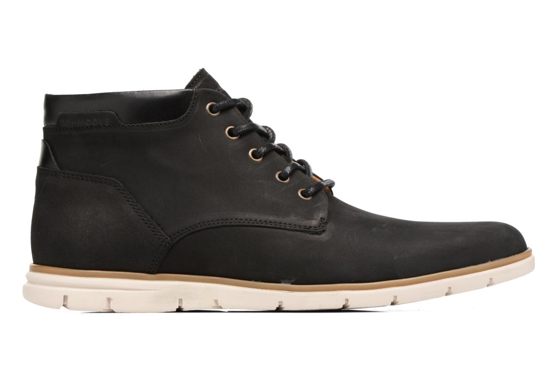 Bottines et boots Schmoove Shaft Mid Noir vue derrière