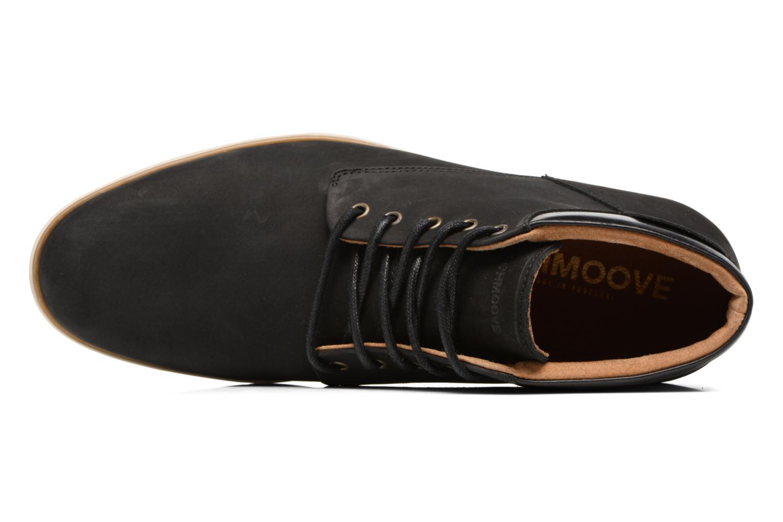 Bottines et boots Schmoove Shaft Mid Noir vue gauche