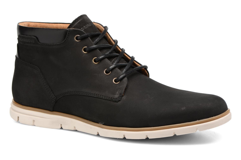 Bottines et boots Schmoove Shaft Mid Noir vue détail/paire
