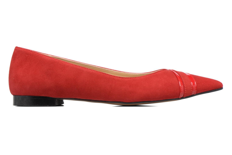 Ballerines Made by SARENZA Legit Legion #1 Rouge vue détail/paire