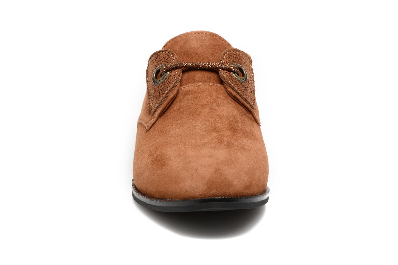 Chaussures à lacets Armistice Hero one Marron vue portées chaussures
