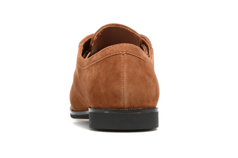 Chaussures à lacets Armistice Hero one Marron vue droite