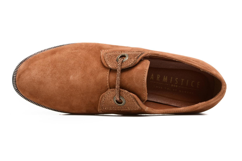Chaussures à lacets Armistice Hero one Marron vue gauche