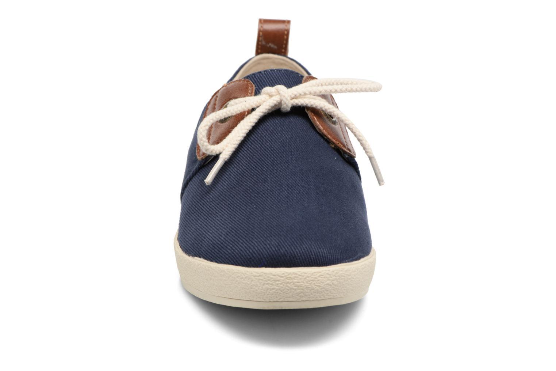 Baskets Armistice Cargo one Bleu vue portées chaussures