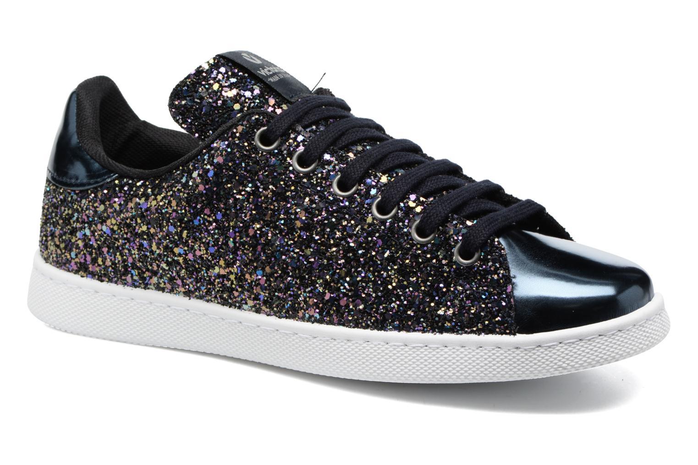 Grandes descuentos últimos zapatos Victoria Deportivo Basket Glitter W (Azul) - Deportivas Descuento