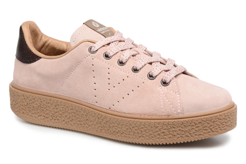 Zapatos promocionales Victoria Deportivo Serraje (Rosa) - Deportivas   Casual salvaje
