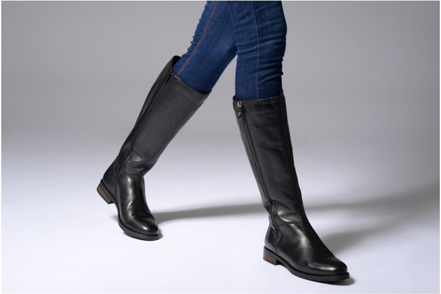 Boots & wellies Arima pour Elle Faste Black view from underneath / model view