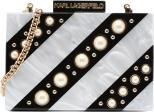 Handtassen Tassen Rocky Pearls Minaudière