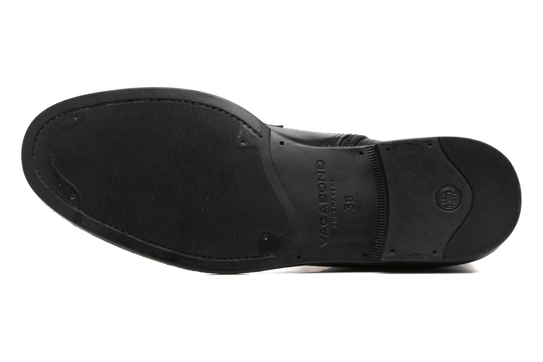 Bottines et boots Vagabond Amina 4403-301 Noir vue haut