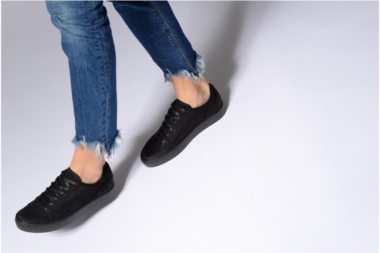 Baskets Vagabond Shoemakers Zoe 4426-050 Noir vue bas / vue portée sac