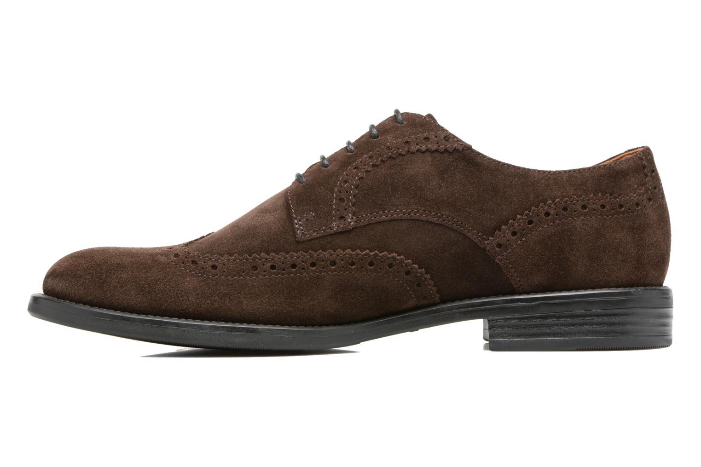 Chaussures à lacets Vagabond Salvatore 4264-440 Marron vue face