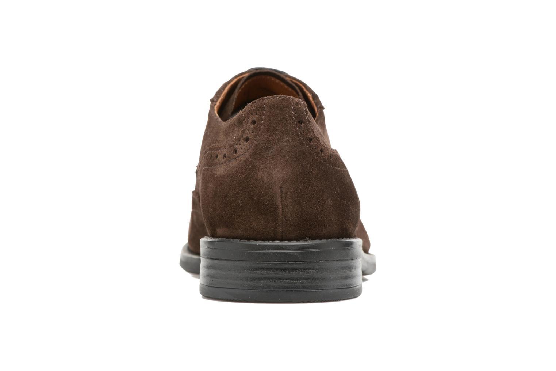 Chaussures à lacets Vagabond Salvatore 4264-440 Marron vue droite