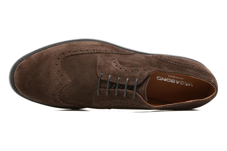 Chaussures à lacets Vagabond Salvatore 4264-440 Marron vue gauche