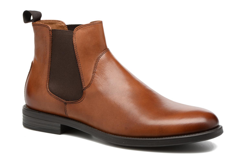Bottines et boots Vagabond Shoemakers Salvatore 4464-001 Marron vue détail/paire