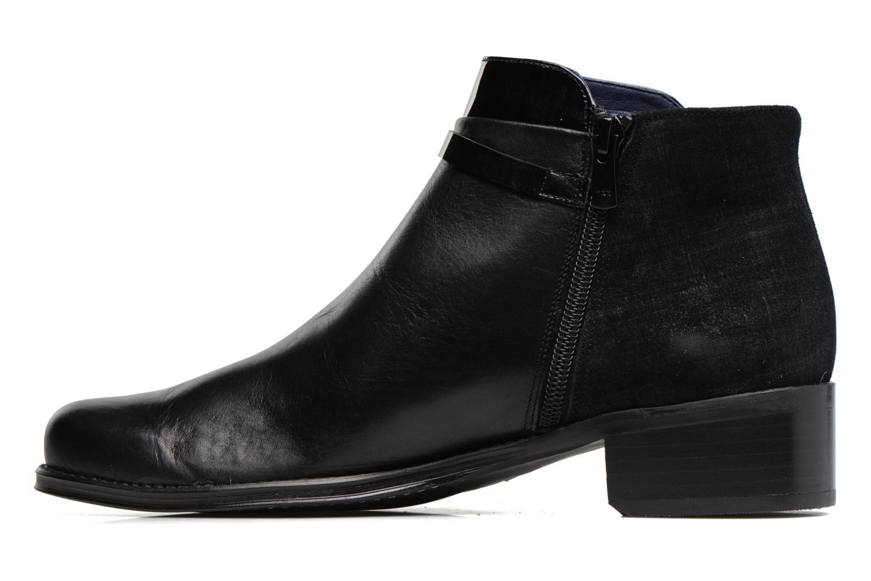 Bottines et boots Dorking Dulce 6835 Noir vue face
