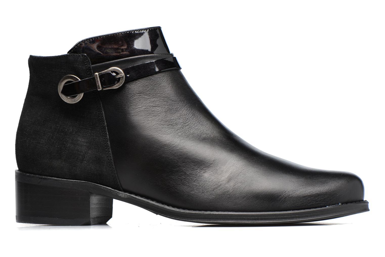 Bottines et boots Dorking Dulce 6835 Noir vue derrière