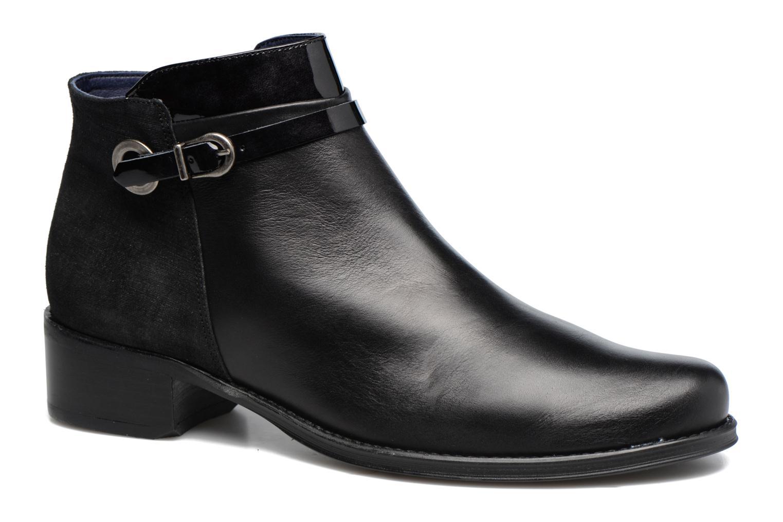 Bottines et boots Dorking Dulce 6835 Noir vue détail/paire