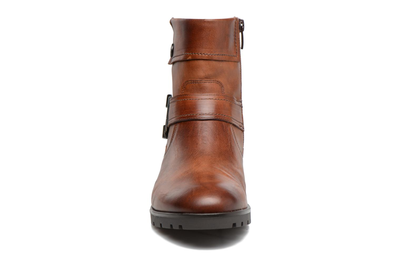 Bottines et boots Dorking Nala 7189 Marron vue portées chaussures