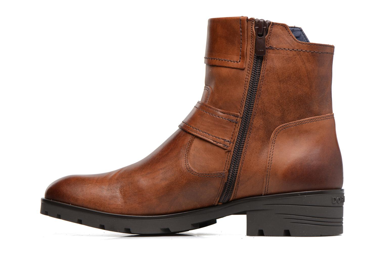 Bottines et boots Dorking Nala 7189 Marron vue face